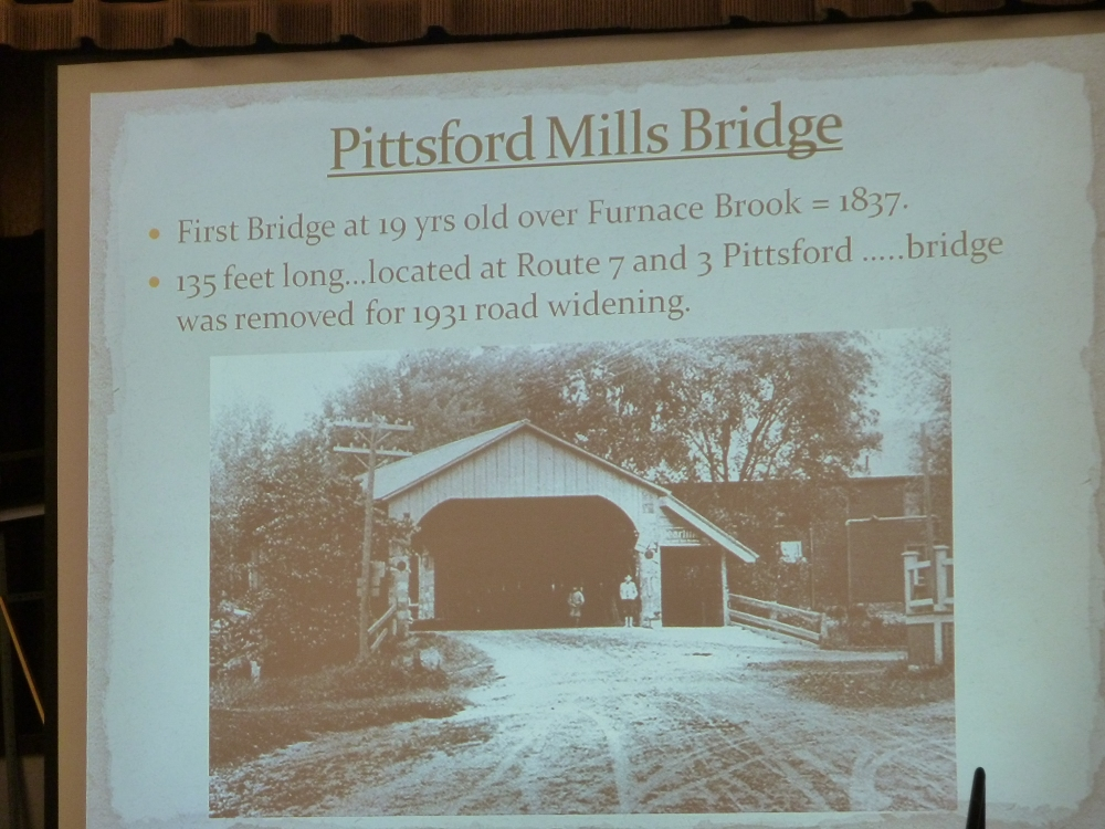 The Covered Bridges of Nicholas Powers (2/6)