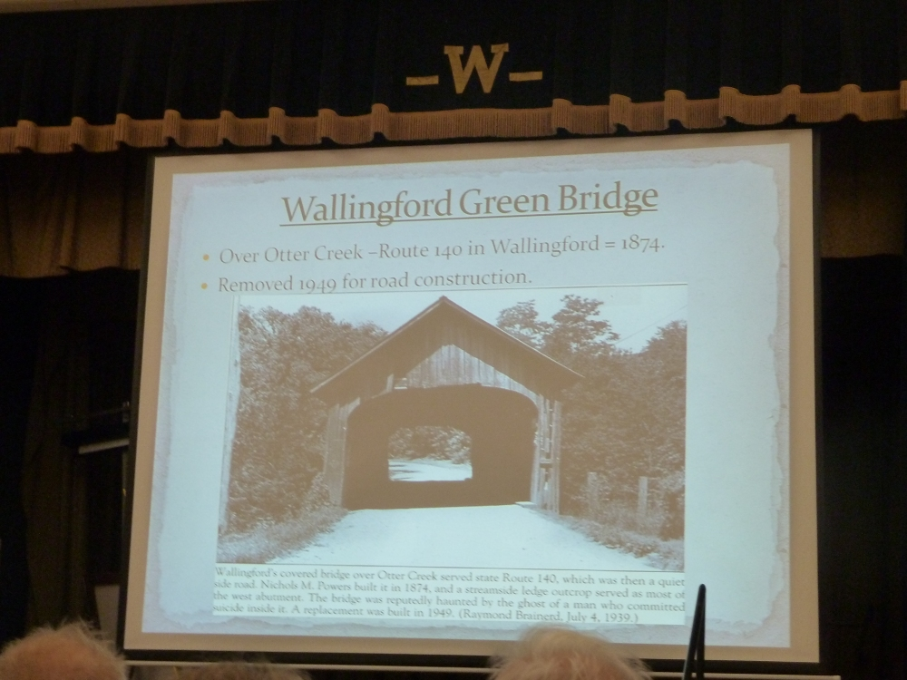 The Covered Bridges of Nicholas Powers (4/6)